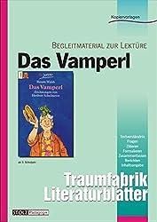 Das Vamperl - Literaturblätter: Begleitmaterial zur Lektüre