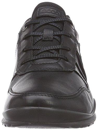 ECCO Mobile Iii, Scarpe Stringate Basse Derby Donna Nero(Black 1001)