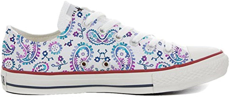 mys Converse All Star Personalisierte Schuhe (Handwerk Produkt) Watercolor