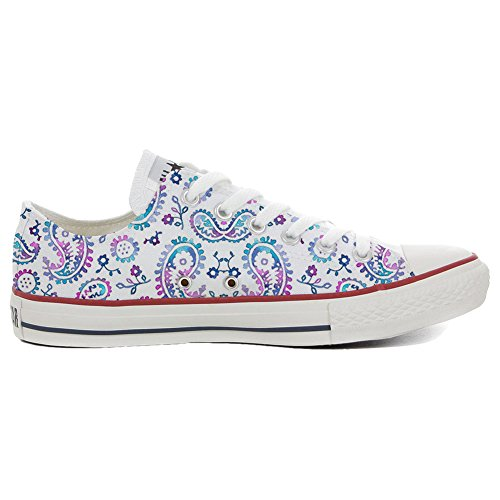Converse All Star Chaussures Coutume (produit artisanal) Watercolor