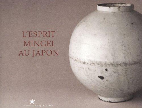 L'esprit Mingei au Japon par Germain Viatte