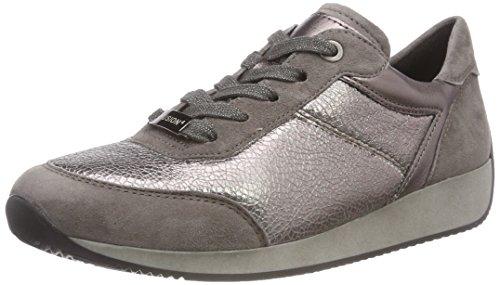 ara LISSABON, Damen Sneaker, Grau (Street 76), 40 EU (6.5 UK)