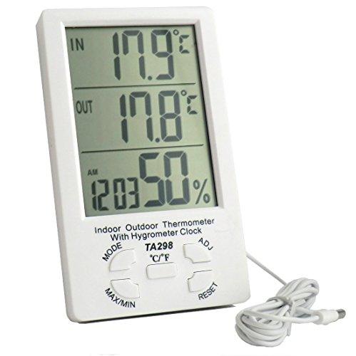 thermometre-hygrometre-interieur-exterieur-avec-sonde-filaire-horloge