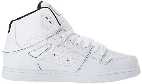 DC Shoes Mens Pure Se Hi Top Shoes White WBI Muchos Tipos De Venta 4O8wq