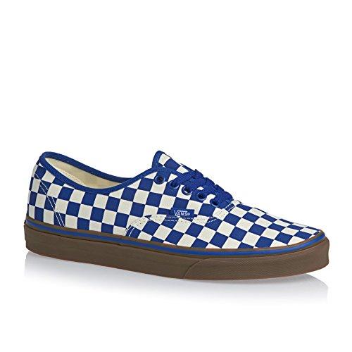 Vans Trainers - Vans Authentic Trainers - Classic Blue/white/gum Blue