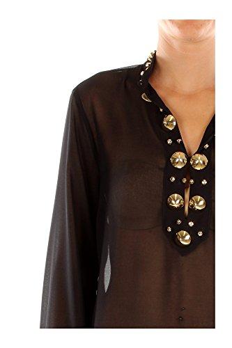 G33950G602034G1008 Versace Collection Hauts Femme Polyester Noir Noir
