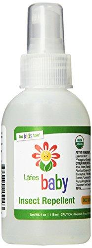 Lafe\'s Baby Insektenschutz Spray (Biologisch) 118ml