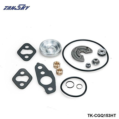 Professional Turbo Rebuild Repair Service Kit Turbocharger w/Water & Oil  Fees Gasket For Toyota CT9 TK-CGQ153HT