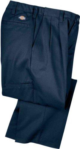 Dickies - LP710 industrielle plissé avant Confort taille Pant Navy