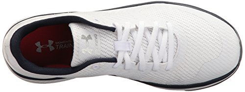 Under Armour Ua W Micro G Press Tr, Scarpe Sportive Indoor Donna White