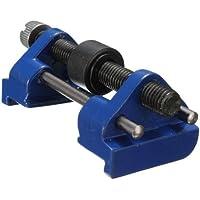 Afilador - TOOGOO(R)Guia de afilado de Metal Plano de madera y Plano Afilado Cincel Hierro Cepilladora Herramienta de cuchillas Azul
