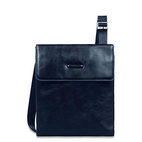 Piquadro CA2775B2 Borsello, Collezione Blu Square, Blu