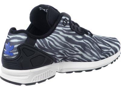 adidas ZX Flux Decon, Herren Sneakers Schwarz (Zebra)