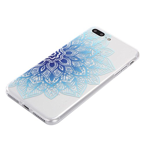 """For IPHONE 7 PLUS 5.5""""[COLORFUL TPU DTV2]Scratch-Proof Ultra Thin Rubber Gel TPU Soft Silicone Bumper Case Cover -DTPUV201 DTPUV212"""
