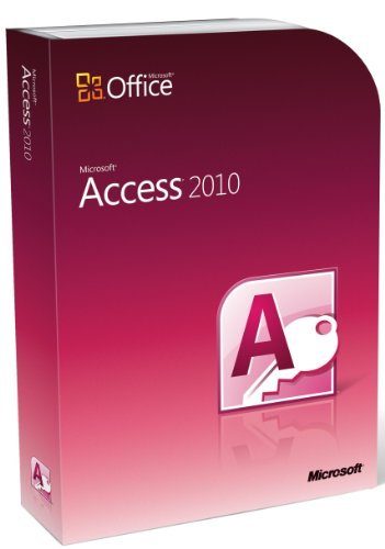 Microsoft Access 2010 - 1PC/1User
