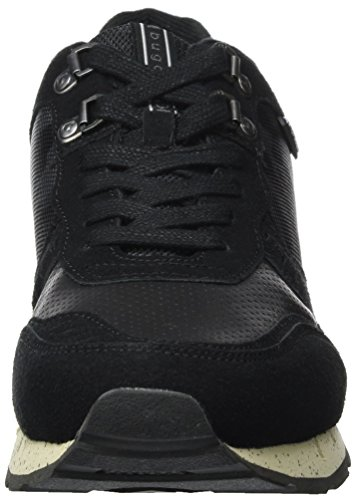 Bugatti 321308021400, Sneakers Basses Homme Noir (Schwarz)