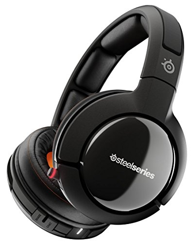 SteelSeries Siberia 800 Auriculares de juego con sonido envolvente Dolby 7.1 para PC/Mac PS3/4 Xbox 360 y Apple TV/Roku