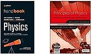 Handbook of Physics+Principles of Physics, 10ed, ISV(Set of 2 books)