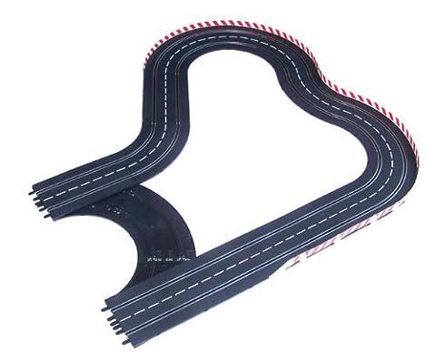 Ausbauset Erweiterung 3,90 Meter Carrera Digital 132 124 Evolution