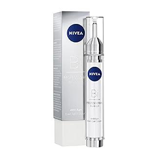 NIVEA PROFESSIONAL Bioxibright, sérum antimanchas, sérum facial antiedad para reducir las manchas del rostro, crema antienvejecimiento contra las manchas de pigmentación, 1 x 15 ml