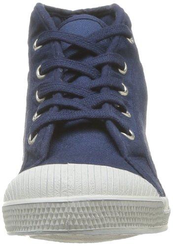 Bensimon, Unisex - Kinder Sneaker Blau - Bleu (Dark Blue 550)