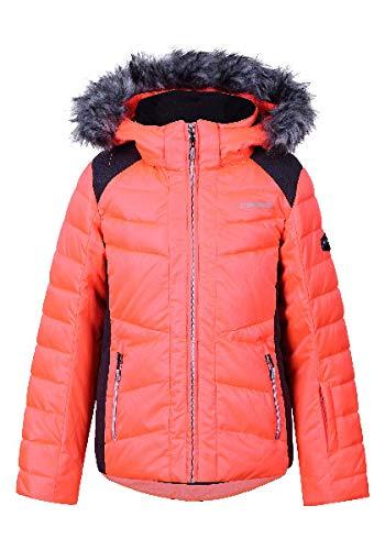 Icepeak Kinder Hara Junior Jacke, Orange, Size 152 cm