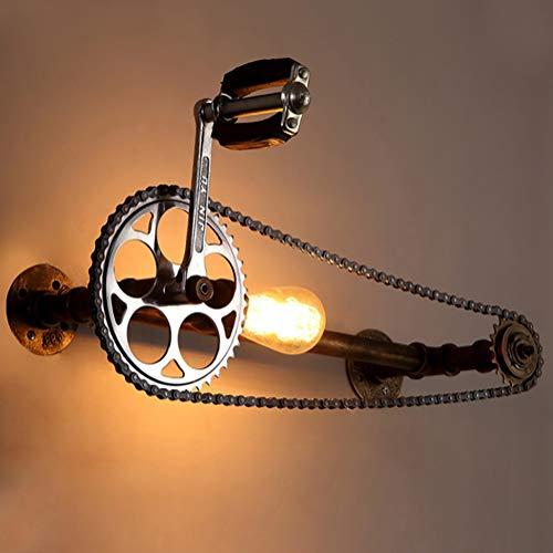 Bin Bin LEDAdjustable Wandlampe Retro-Gang Kette industriellen Stil antike Beleuchtung Wohnzimmer/Schlafzimmer/Küche und andere Hause Orte 85-265v -