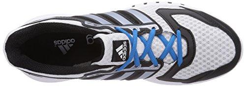 adidas Originals Galaxy Herren Laufschuhe Weiß (Ftwr White/Ftwr White/Core Black)