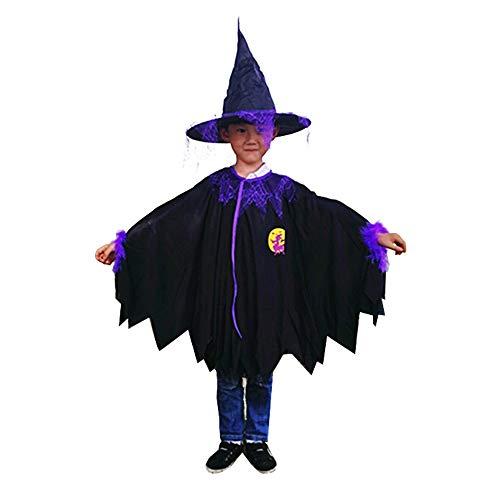 LL Halloween-Umhang Kinder Halloween Umhang Cosplay Requisiten Mode -