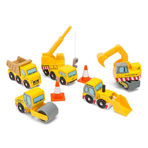 Le Toy Van - 12442 - Jouet Premier Age - Set de Construction