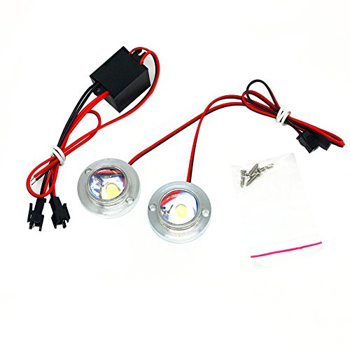 Sedeta Energie sparen Strobe Flash-Flashing COB LED-Licht 5W DC 12V High Power Lampe Für Innen (Led Strobe)