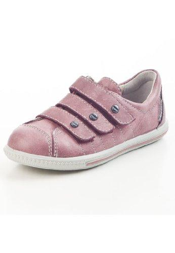 Ricosta Audrey(M) 50215, Sneaker ragazza Viola (Pflaume)