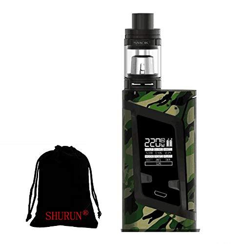 SMOK Alien 225W Il kit non contiene nicotina, comprese le borse di stoccaggio SHURUN (Army Green)