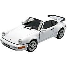 Welly PORSCHE 911 TURBO Car model 1:24 - Modelos de juguetes (Car model