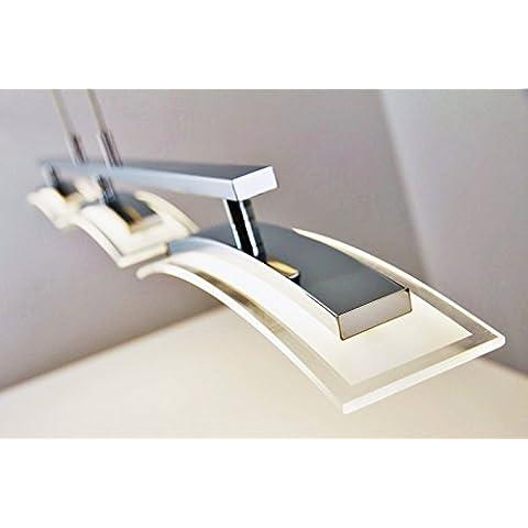 Lampada LED Tarumo 3 x 8 Watt per 700 lumen 3000 Kelvin