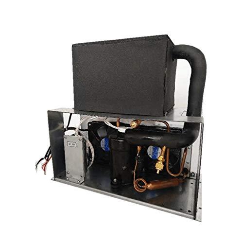 Micro DC Aircon, DC 24V 550W Calefacción 200W Refrigeración