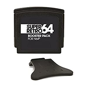 Link-e ® – Memory Card Jumper Pak (Booster Pack) for Console Nintendo 64 / N64