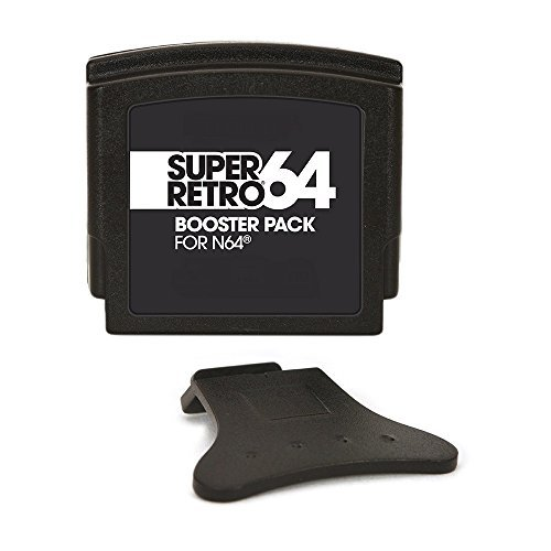 Link-e  - Memory card Jumper Pak (booster pack) for console Nintendo 64 / N64