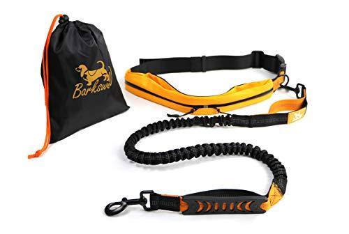 Cinturón riñonera correa perro Barkswell, ideal
