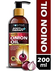 POSITIVE Root Therapy Red Onion Hair Oil 14 Essential Oil