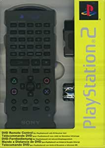 Official DVD Remote Control SCPH 10172-3 (PS2)