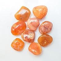 Wassersteine zur Vitalisierung, Belebung und Energetisierung von Edelsteinwasser (Steinsorte: Karneol Achat, rot) preisvergleich bei billige-tabletten.eu