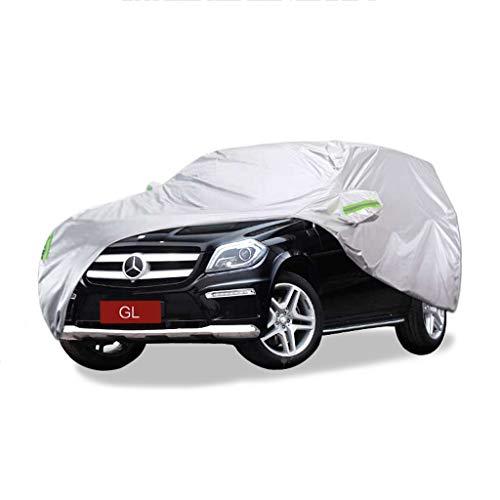 SXET-Cubierta de coche Cubierta para automóvil Mercedes-Benz Serie GL Protección contra UV especial al aire libre Cubierta contra el polvo Cubierta a prueba de lluvia y nieve Coche Four Seasons Univer