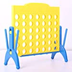 UGUAX Kids 4-To-Score 4 in a Row Game Disc-Dropping Family Tabletop Fun & Popular Board Game