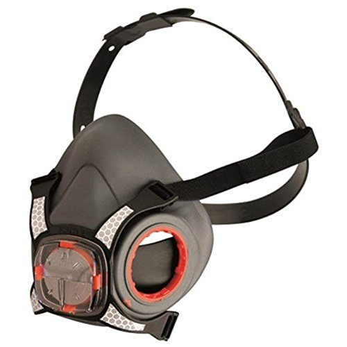 force-8-half-mask-no-filters-with-fully-adjustable-4-point-cradle-suspension-harness-low-resistance-