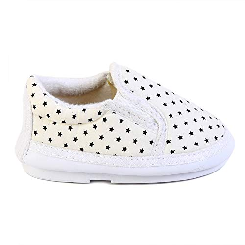 5856db1951b ... CHiU Chu-Chu White Shoes for 12-15 Months Baby Boy and Girl ...