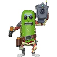 Funko 27862 POP Animation Morty - Pickle Rick with Laser zzCOULD NOT FIND Collectible Figure