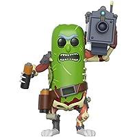 Funko POP! and Morty: Pickle Rick con Laser (27862)