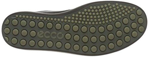 Ecco Soft 7, Sneakers Hautes Femme Grau (1602DARK SHADOW)