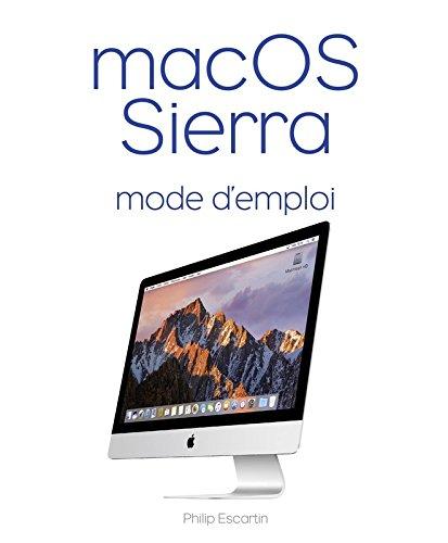 macOS Sierra Mode d'emploi